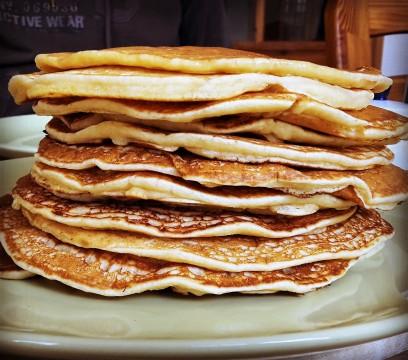 Pancakes - immer wieder Sonntags...