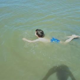 Das Wasser ist da!