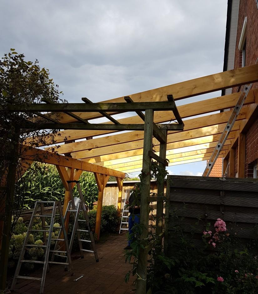 Neues Dach!