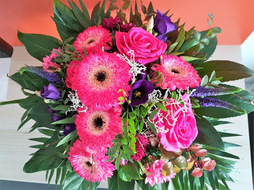 Blumengrüße vom Liebsten