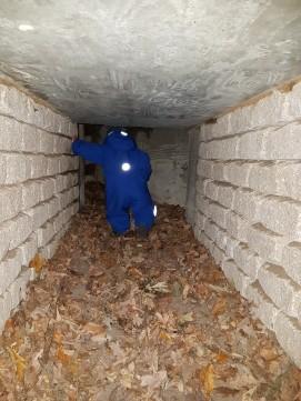geheimnisvolle Tunnel