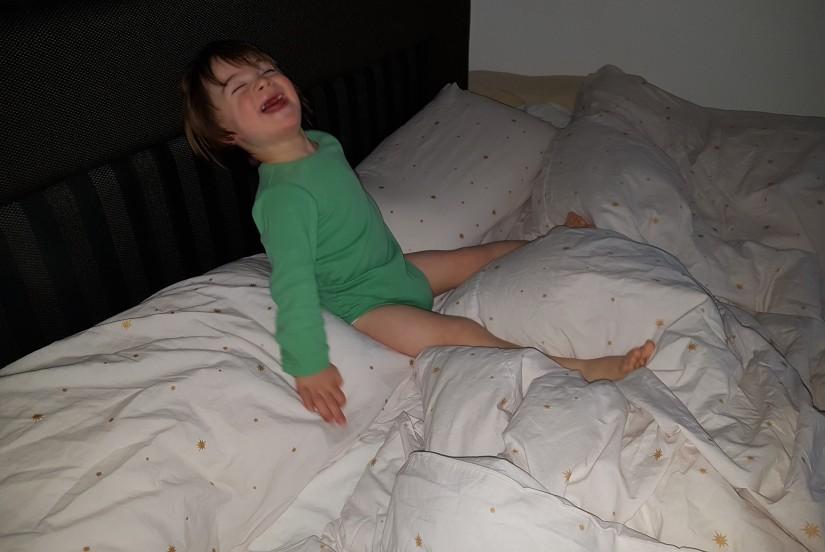Betten machen